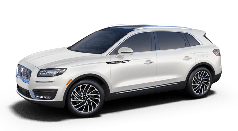 New 2020 Lincoln Nautilus Reserve SUV in Chambersburg, PA